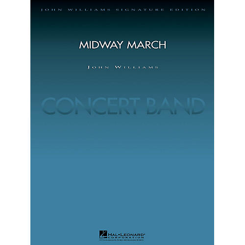 Hal Leonard Midway March (Deluxe Score) Concert Band Level 5 Arranged by Paul Lavender thumbnail