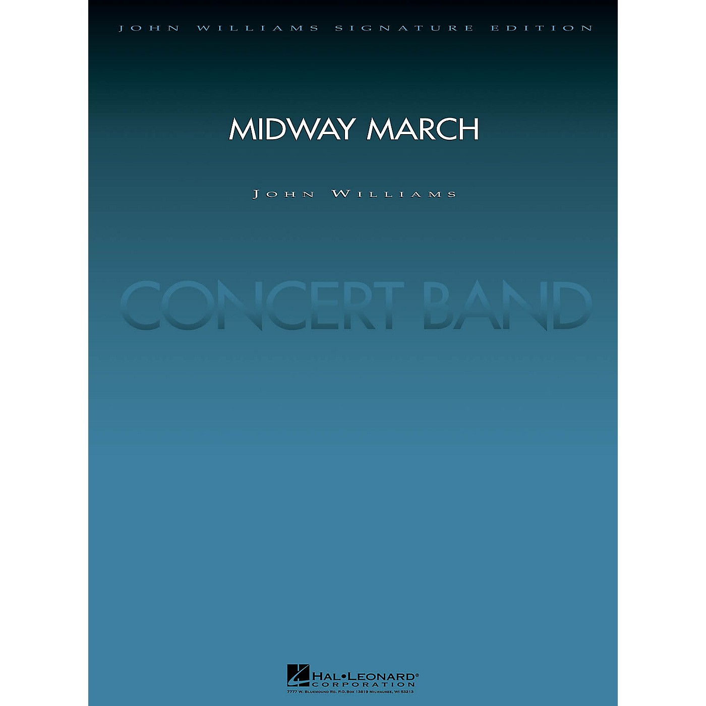 Hal Leonard Midway March (Score and Parts) Concert Band Level 5 Arranged by Paul Lavender thumbnail