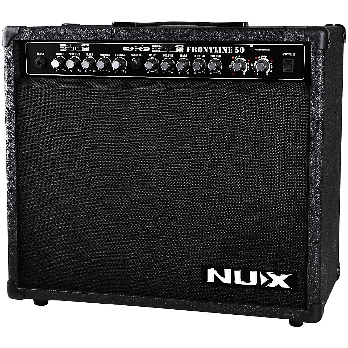 NUX Mighty 50X 50W 1x12 Guitar Combo Amplifier thumbnail