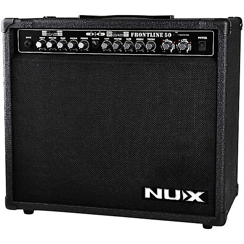 NUX Mighty 50X 50W 1x12 Guitar Combo Amplifier thumbnail
