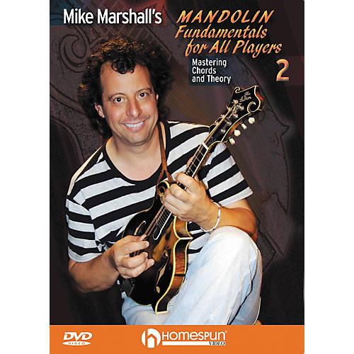 Homespun Mike Marshall's Mandolin Fundamentals For All Players DVD 2-thumbnail