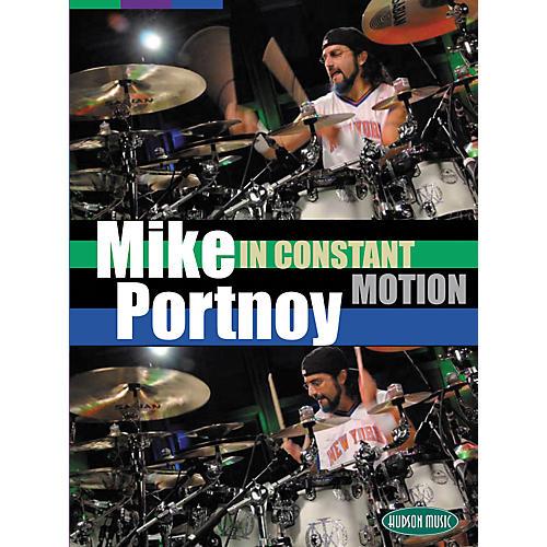 Hudson Music Mike Portnoy In Constant Motion 3 DVD Set thumbnail