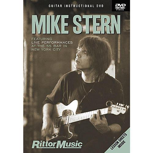Rittor Music Mike Stern (DVD) thumbnail