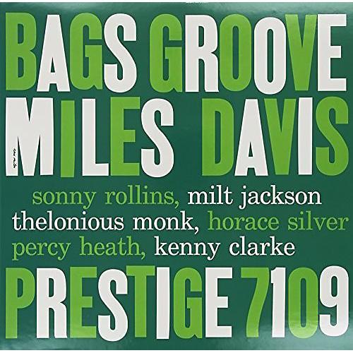Alliance Miles Davis - Bags Groove thumbnail