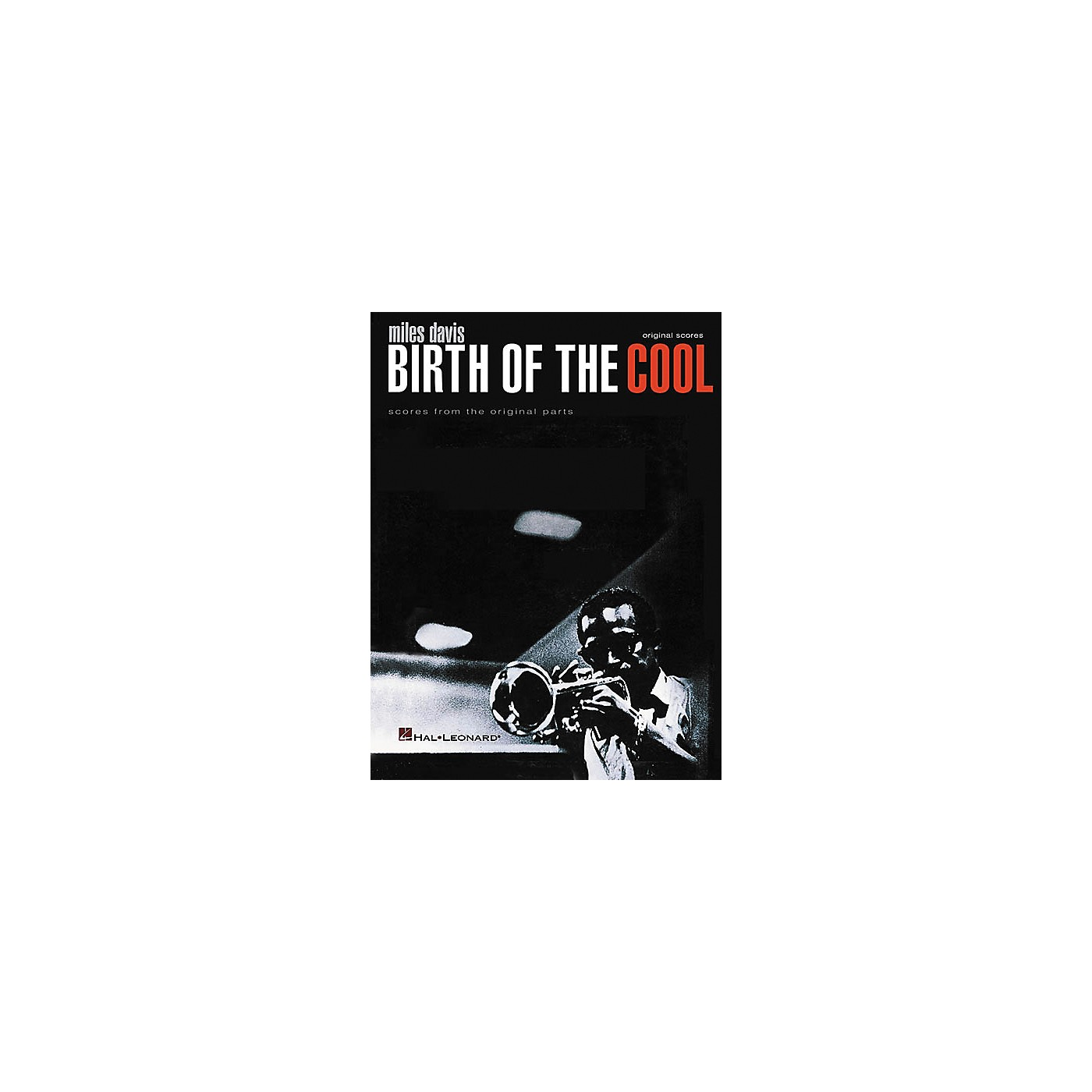 Hal Leonard Miles Davis - Birth of the Cool Complete Score Book thumbnail