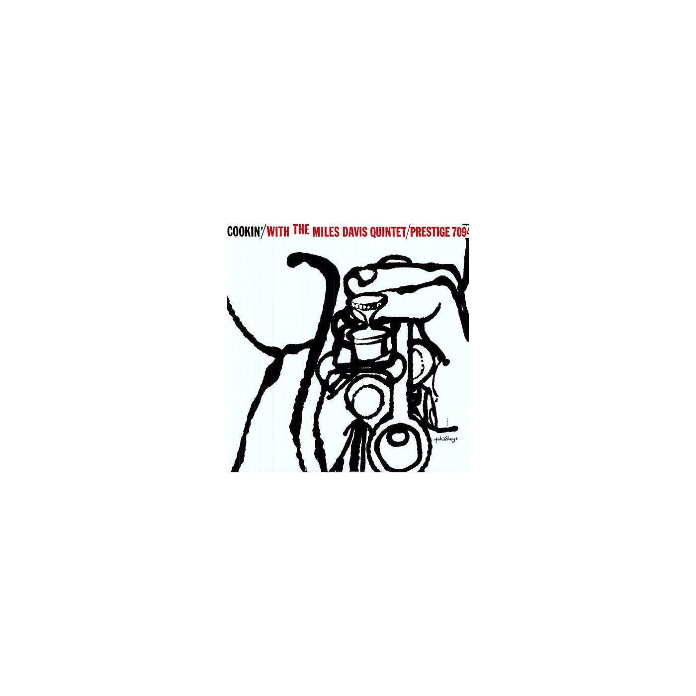 Alliance Miles Davis - Cookin with the Miles Davis Quintet thumbnail