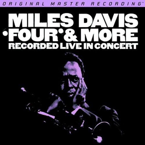 Alliance Miles Davis - Four and More: Recorded Live In Concert thumbnail