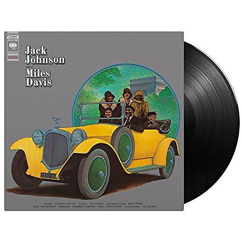 Alliance Miles Davis - Jack Johnson thumbnail