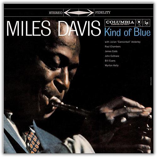 Sony Miles Davis - Kind of Blue Vinyl LP thumbnail