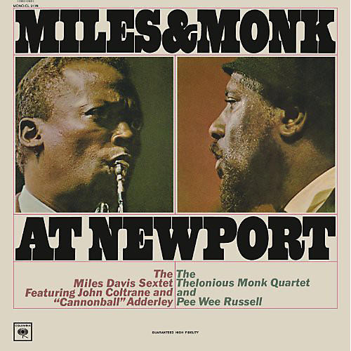 Alliance Miles Davis - Miles & Monk At Newport [Mono Vinyl] thumbnail