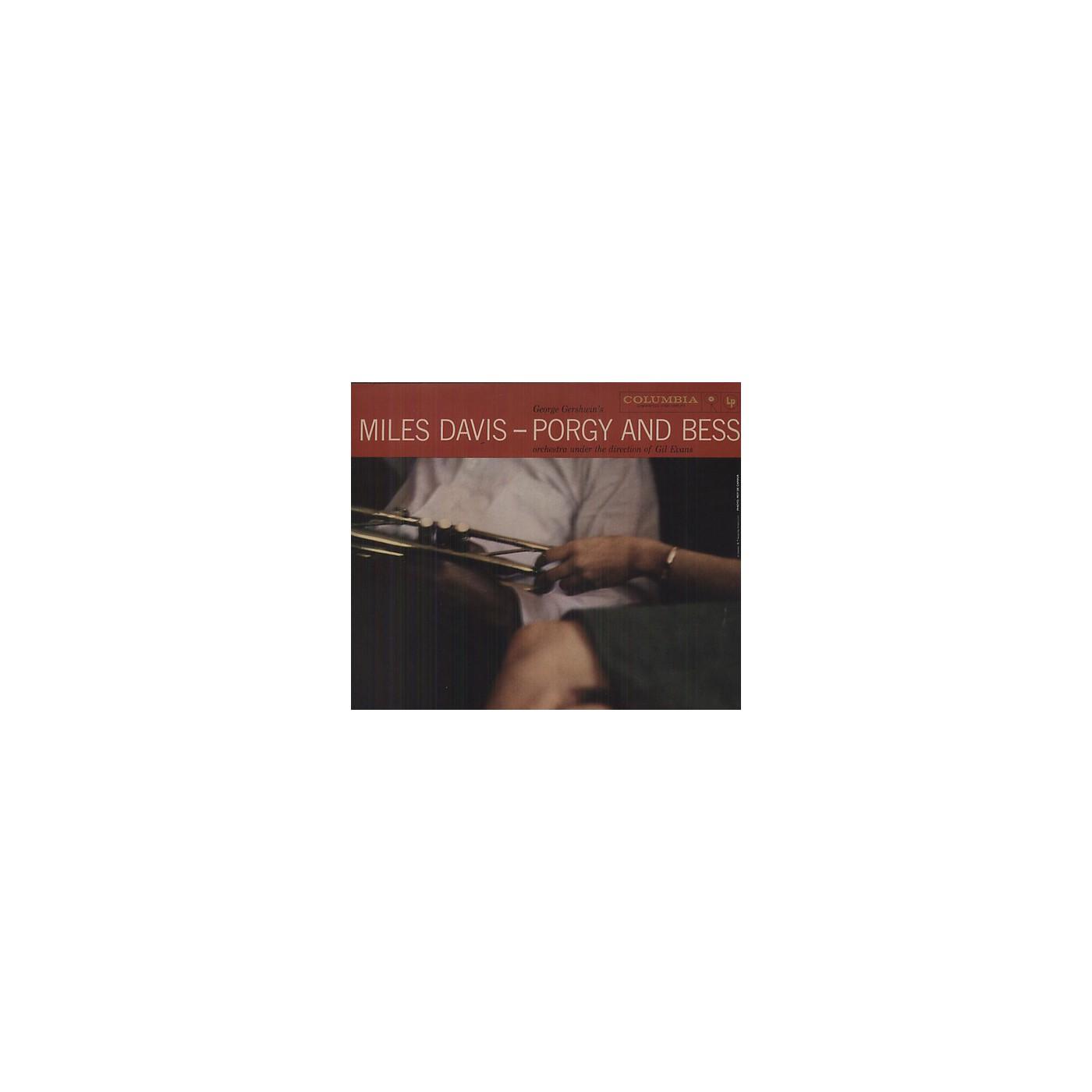 Alliance Miles Davis - Porgy and Bess [Mono] thumbnail