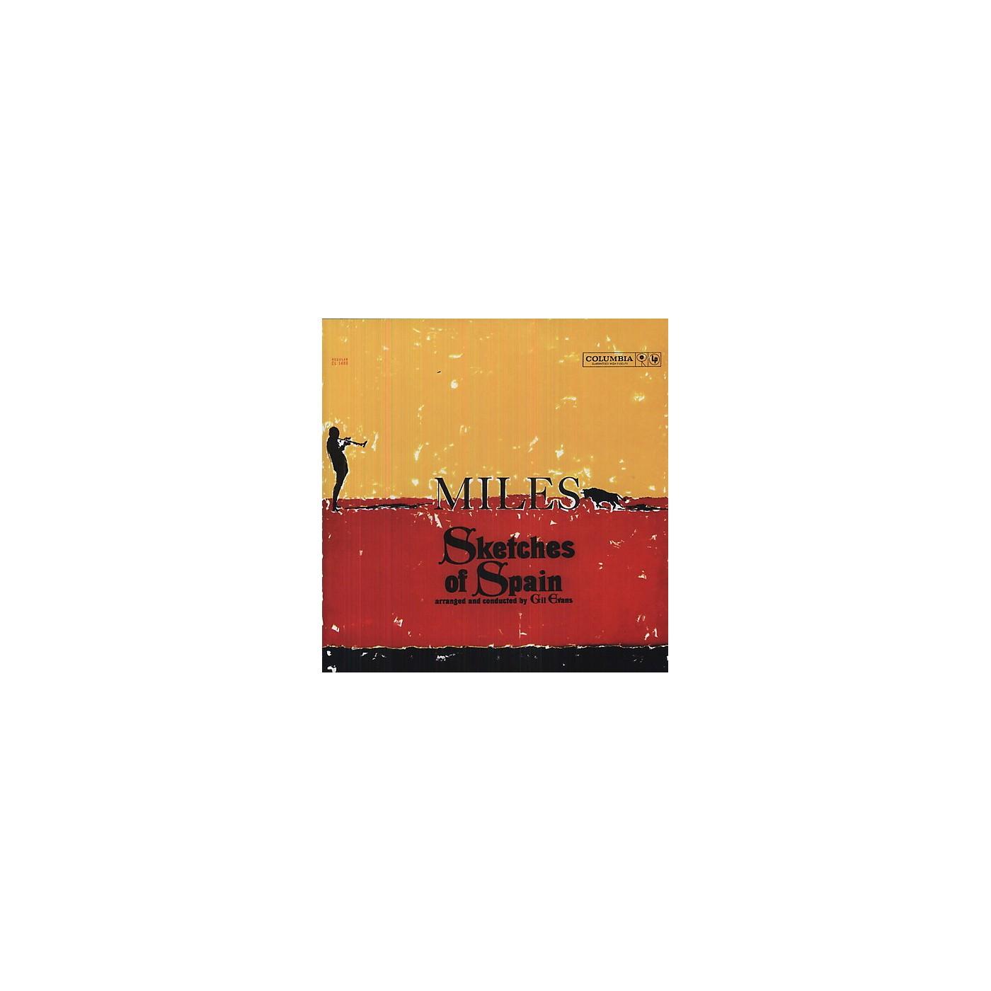 Alliance Miles Davis - Sketches Of Spain [Mono] thumbnail