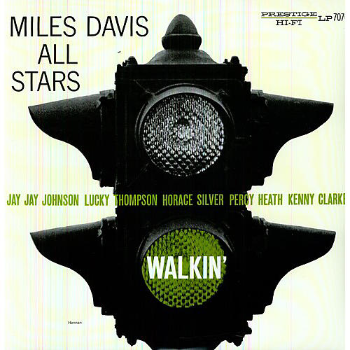 Alliance Miles Davis - Walkin thumbnail