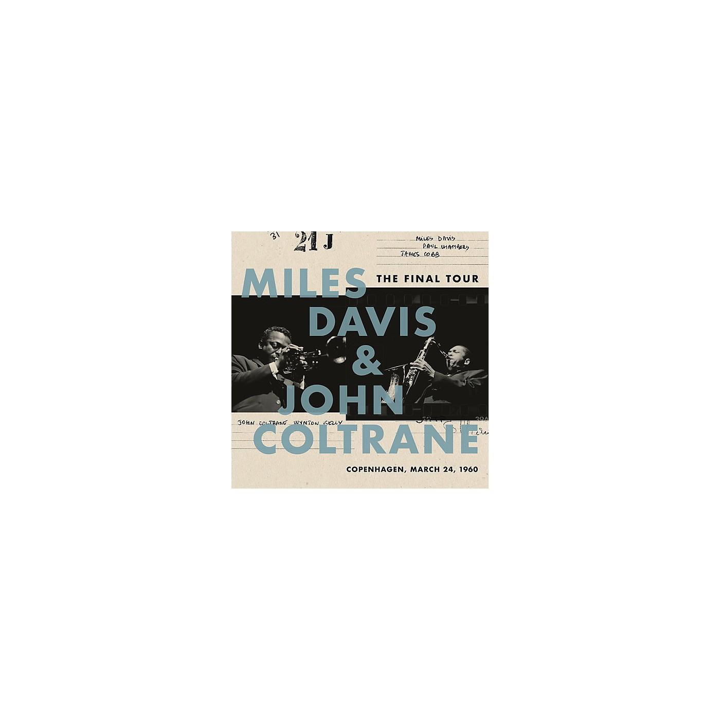 Alliance Miles Davis & John Coltrane - The Final Tour: Copenhagen, March 24, 1960 thumbnail