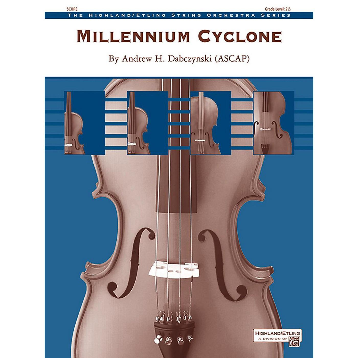 Alfred Millennium Cyclone 2.5 thumbnail