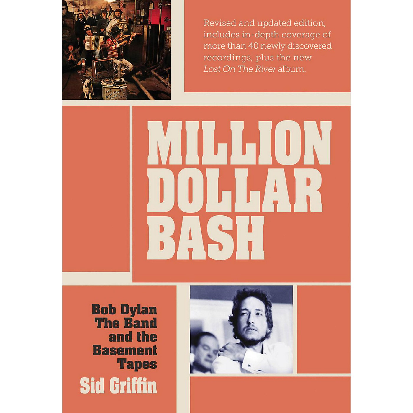 Hal Leonard Million Dollar Bash: Bob Dylan, The Band, and the Basement Tapes thumbnail