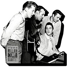 Hal Leonard Million Dollar Quartet - Chunky Magnet