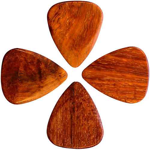 Timber Tones Mimosa Guitar Picks, 4-Pack thumbnail