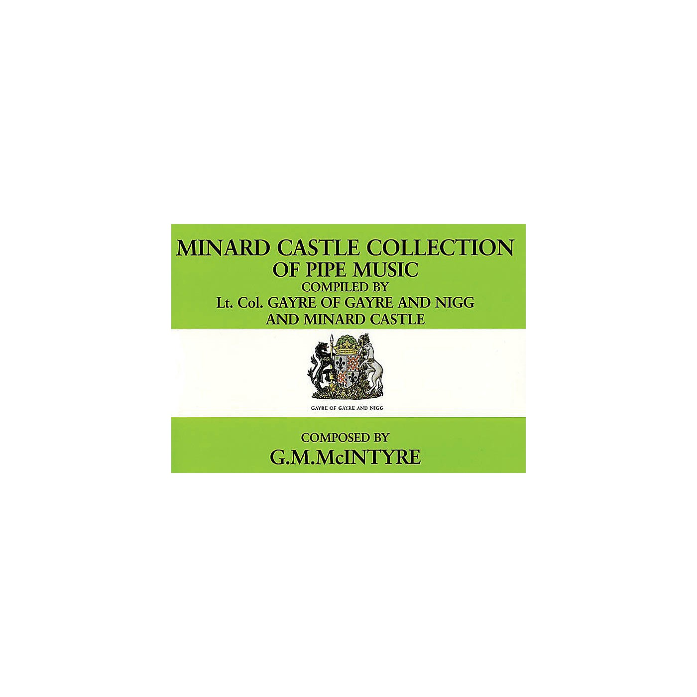 Music Sales Minard Castle Collection of Pipe Music Music Sales America Series thumbnail