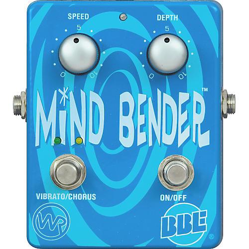 BBE Mind Bender Analog Chorus/Vibrato Pedal-thumbnail