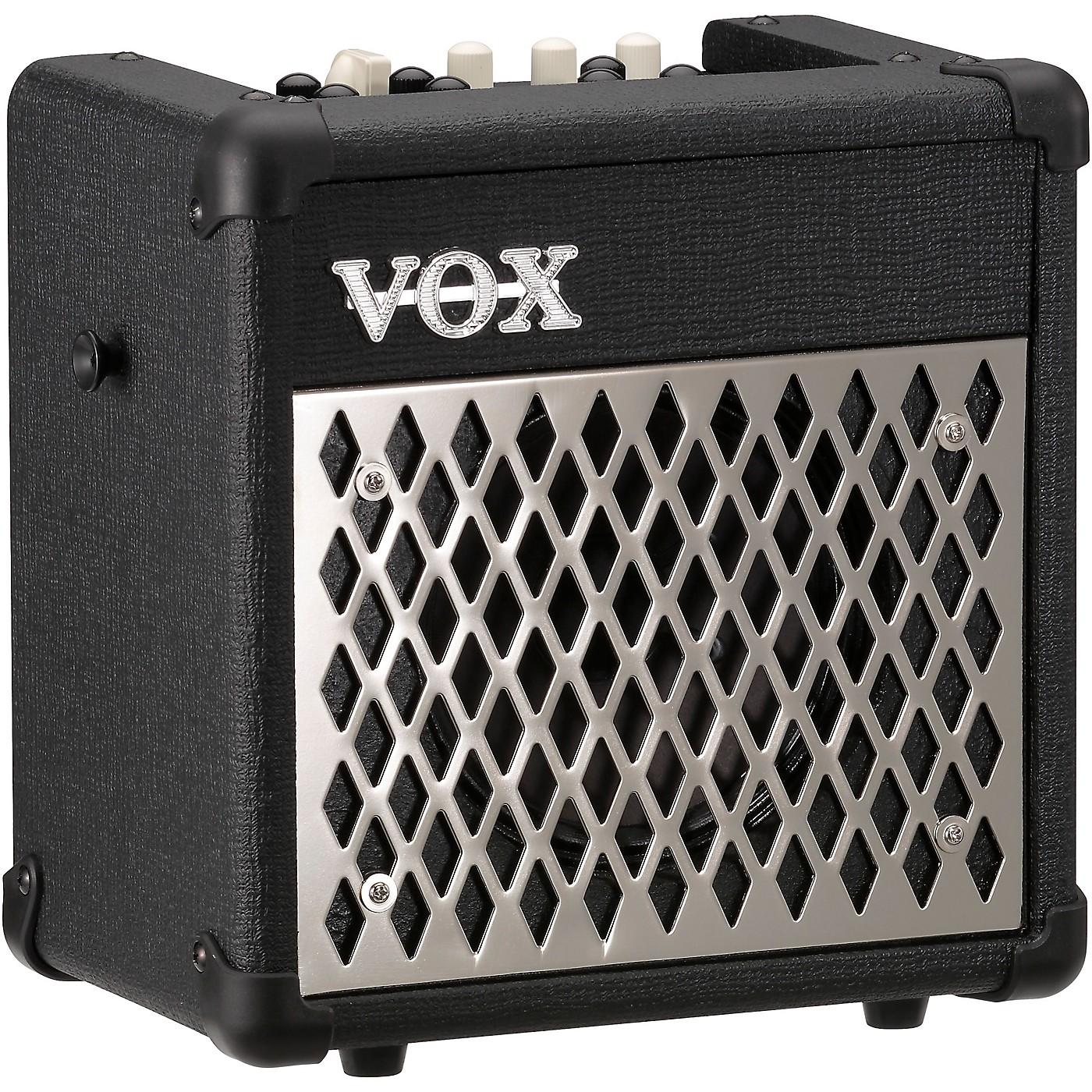 Vox Mini 5 Battery Powered Amplifier thumbnail