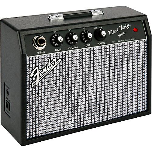 Fender Mini '65 Twin 1W 2x3 Guitar Combo Amp thumbnail