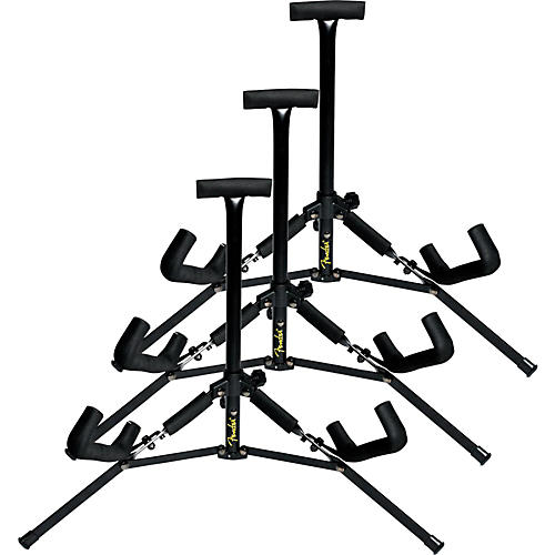 Fender Mini Acoustic Guitar Stand 3-Pack thumbnail