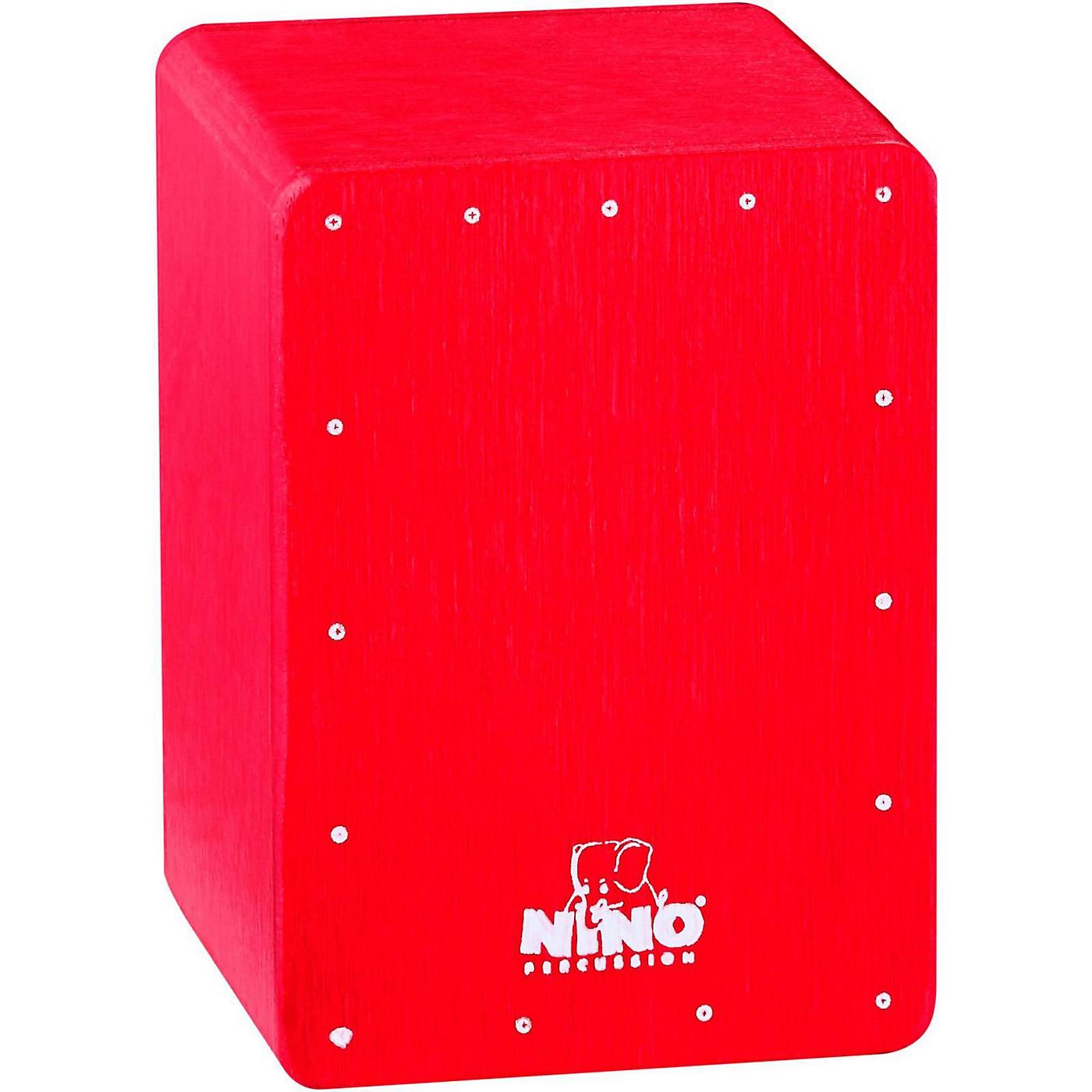 Nino Mini Cajon Shaker thumbnail