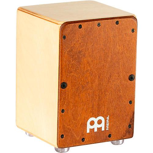 Meinl Mini Cajon with Almond Birch Frontplate thumbnail
