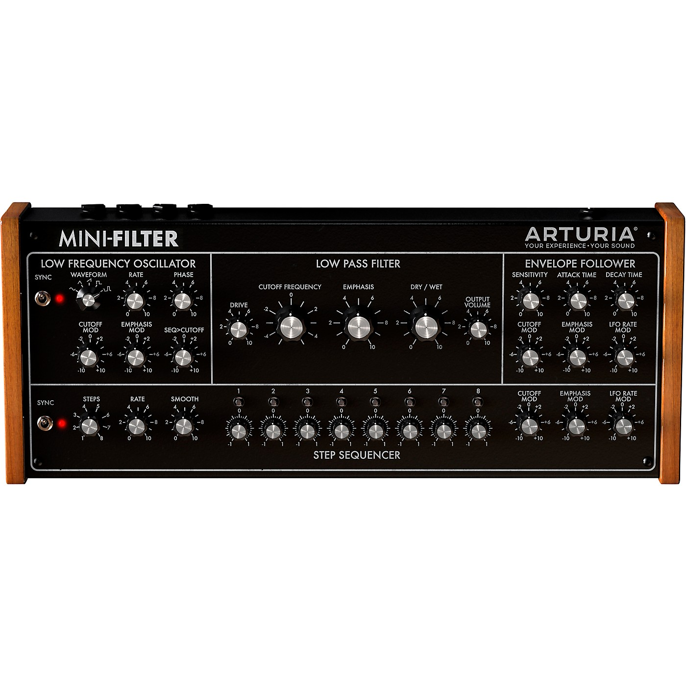 Arturia Mini-Filter (Software Download) thumbnail