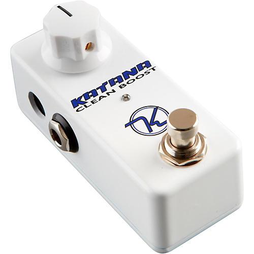 Keeley Mini Katana Clean Boost Guitar Effects Pedal thumbnail
