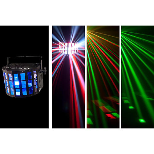 CHAUVET DJ Mini Kinta IRC LED DJ Lighting thumbnail