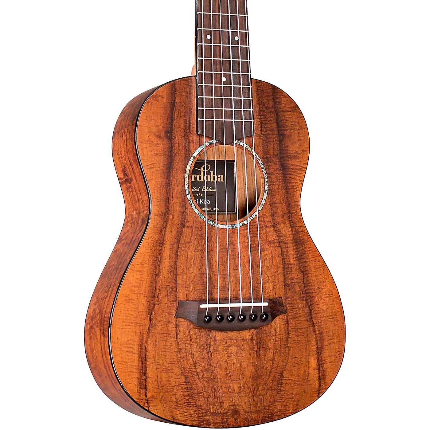 Cordoba Mini Koa Limited Classical Acoustic Guitar thumbnail