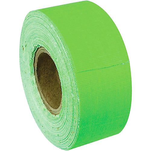 American Recorder Technologies Mini Roll Gaffers Tape 1 In x 8 Yards Florscent Colors thumbnail