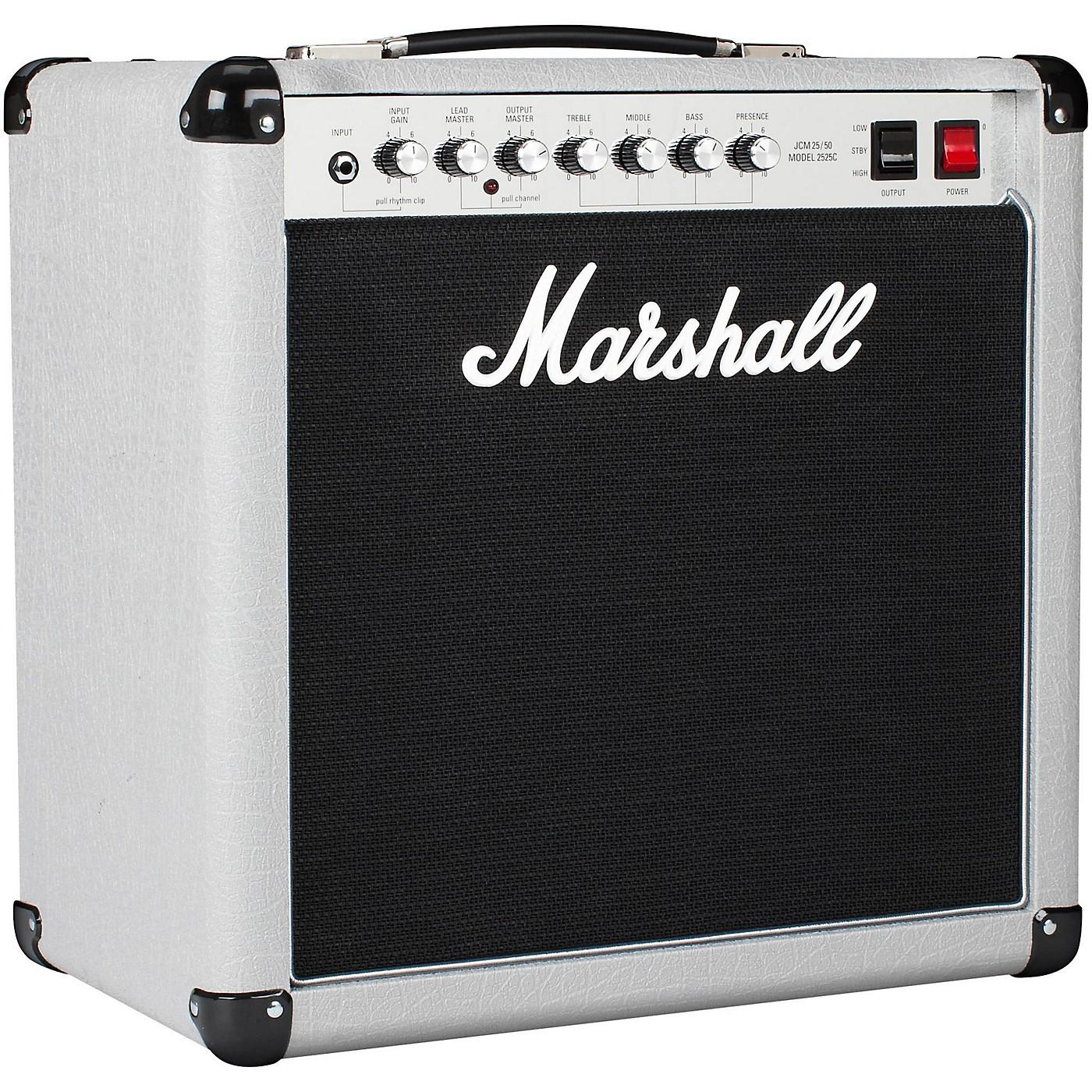 Marshall Mini Silver Jubilee 2525C 1x12 Tube Guitar Combo Amp thumbnail
