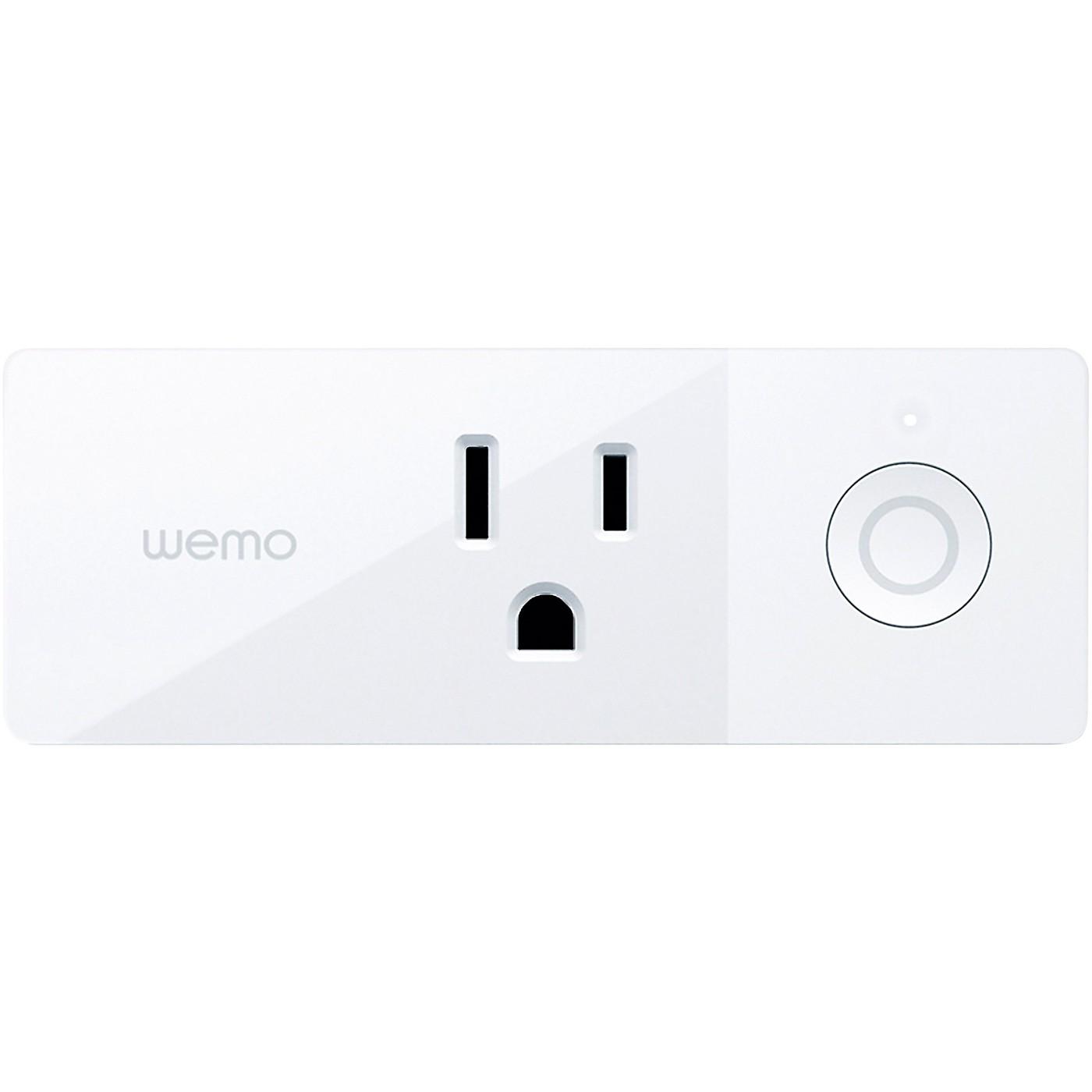 WeMo Mini Smart Plug thumbnail