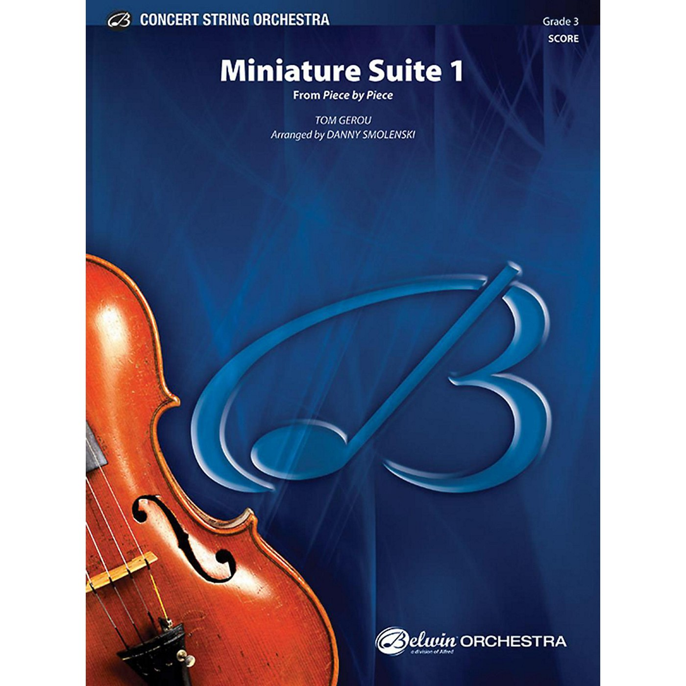 Alfred Miniature Suite 1 String Orchestra Grade 3 thumbnail
