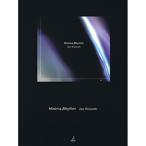 Schott Minima Rhythm (Orchestra) Schott Series Softcover Composed by Joe Hisaishi thumbnail