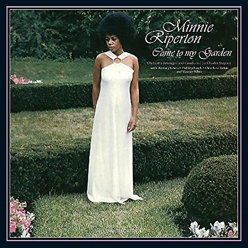 Alliance Minnie Riperton - Come To My Garden (Green Vinyl) thumbnail