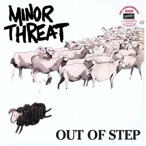 Alliance Minor Threat - Out of Step thumbnail