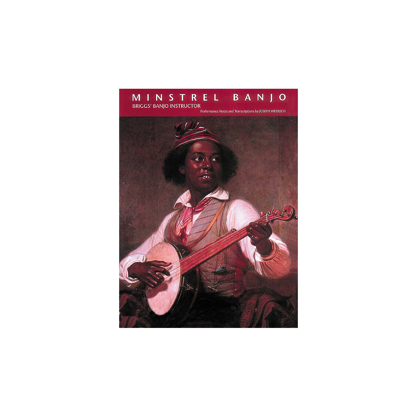 Centerstream Publishing Minstrel Banjo Songbook thumbnail