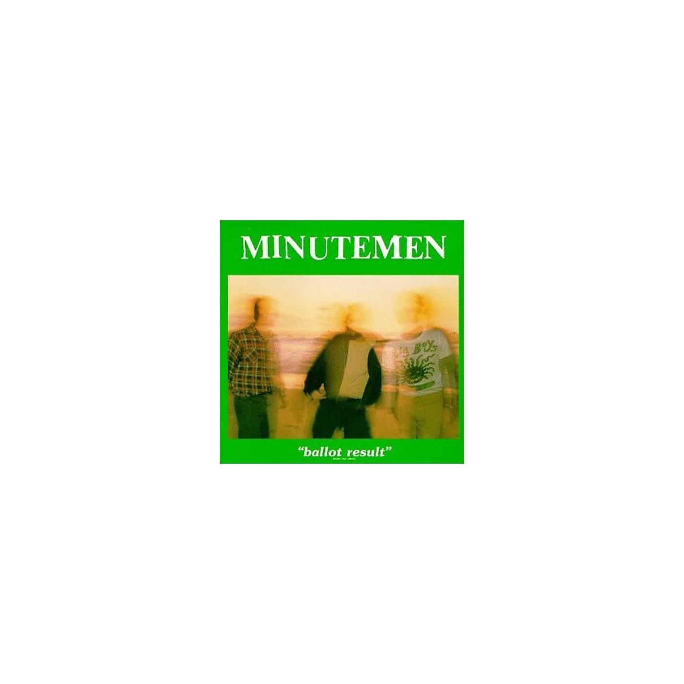 Alliance Minutemen - Ballot Results thumbnail