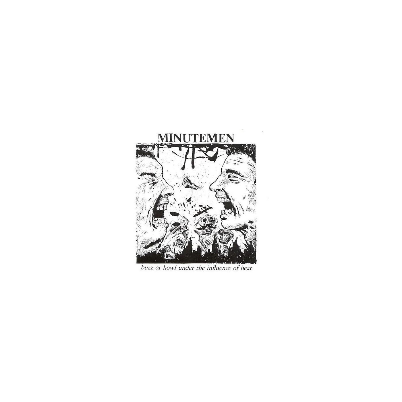 Alliance Minutemen - Buzz or Howl Under the Influence of Heat thumbnail