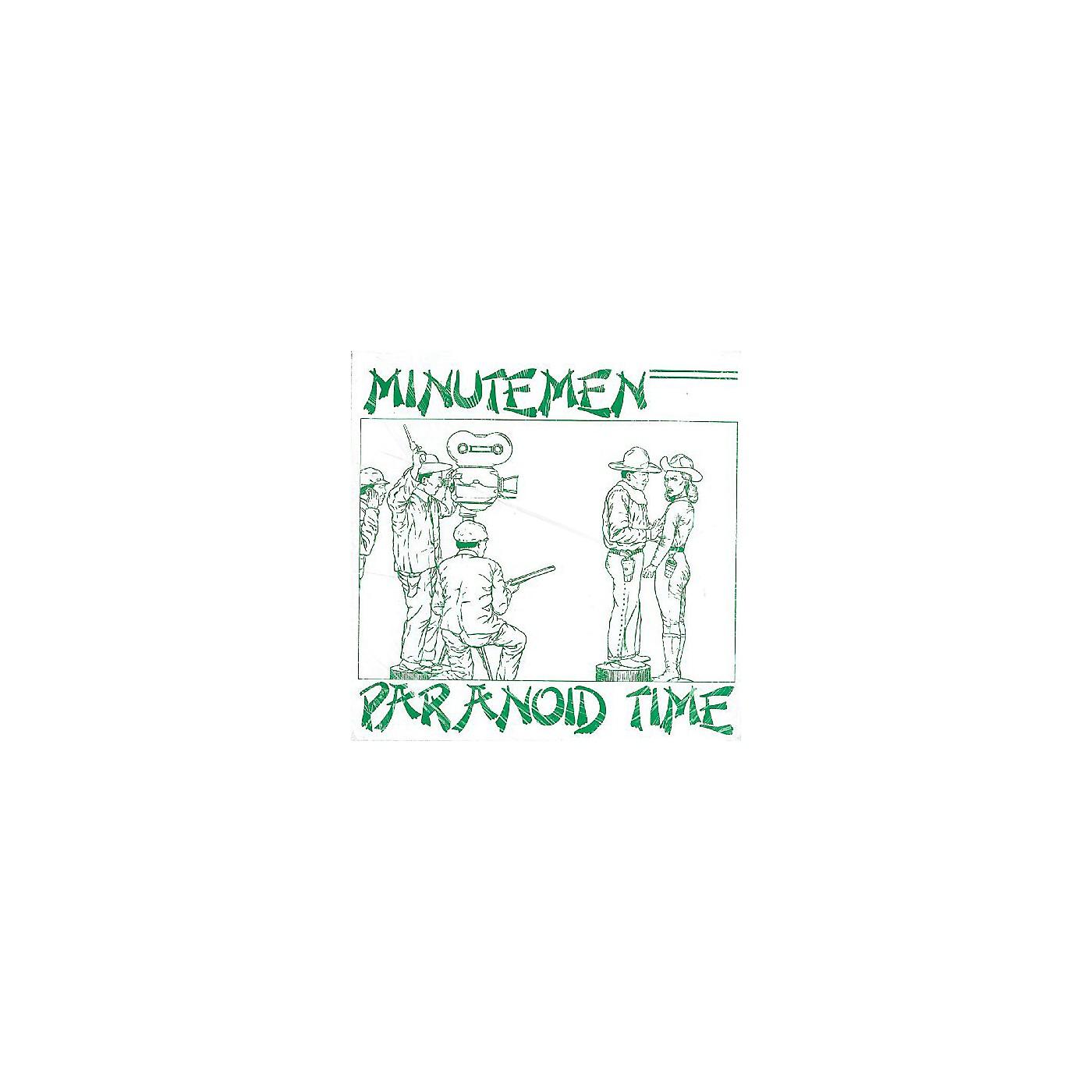 Alliance Minutemen - Paranoid Time thumbnail