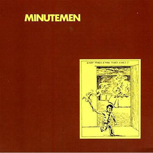 Alliance Minutemen - What Makes a Man Start Fires? thumbnail