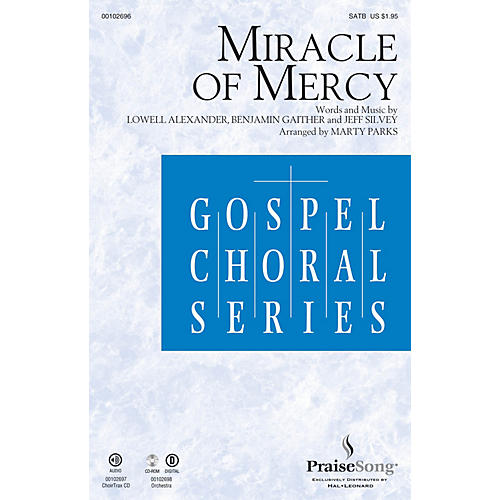 PraiseSong Miracle of Mercy ORCHESTRA ACCOMPANIMENT Arranged by Marty Parks thumbnail