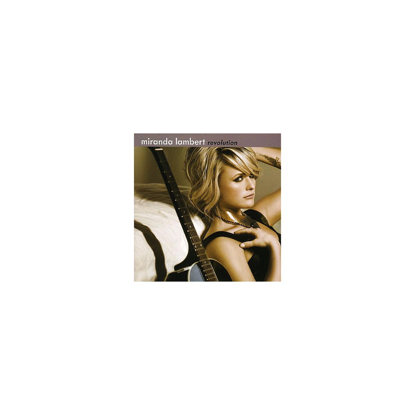 Alliance Miranda Lambert - Revolution (CD) thumbnail
