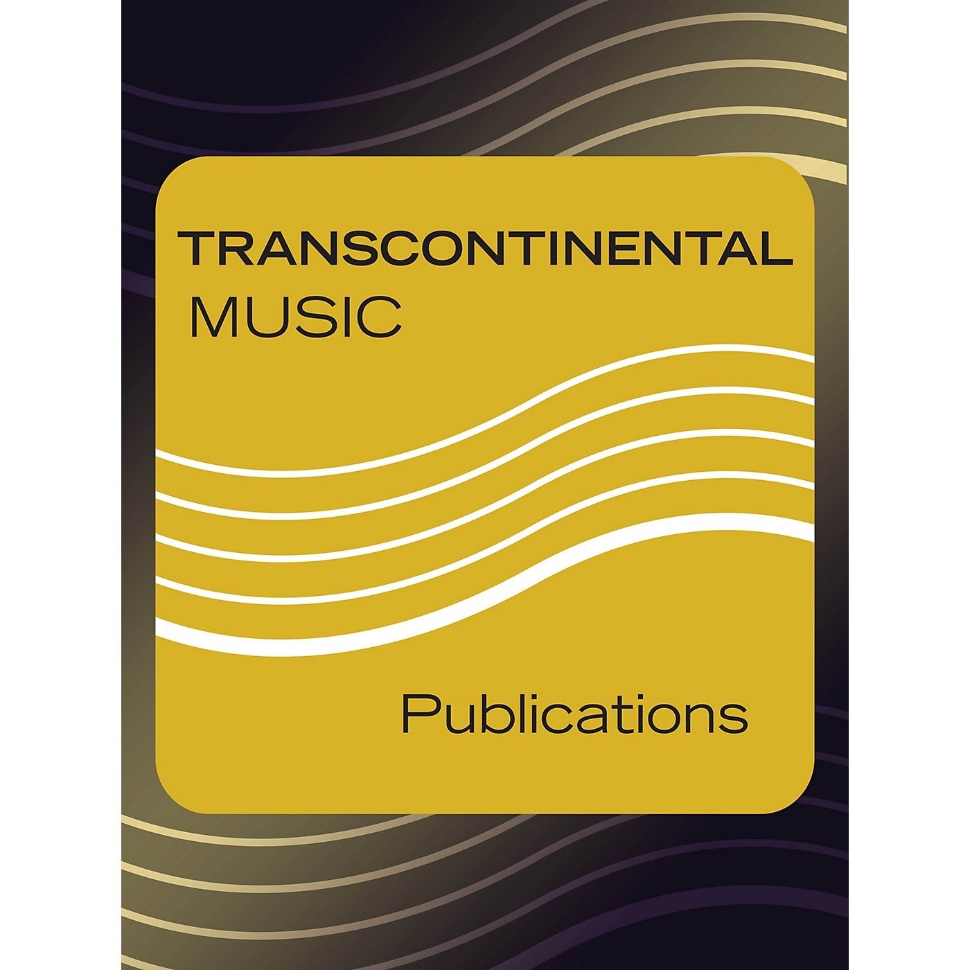 Transcontinental Music Miriam, Dancing with the Women 4 Part Composed by Elliot Z. Levine thumbnail