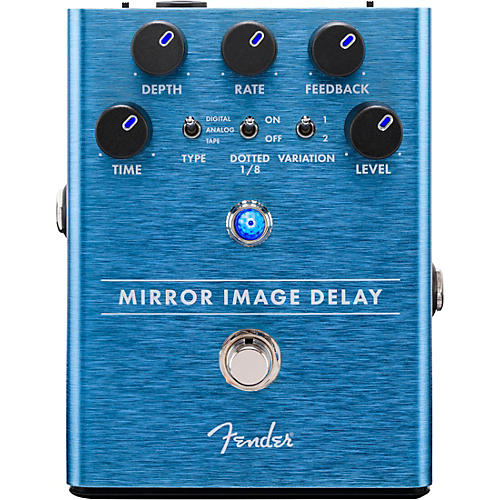 Fender Mirror Image Delay Effects Pedal thumbnail