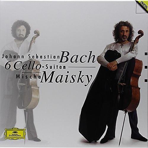 Alliance Mischa Maisky - Bach: 6 Cello Suites thumbnail